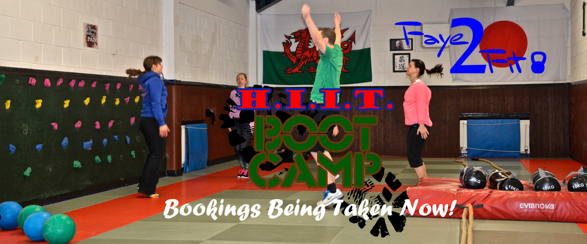 HIIT Boot Camp - Faye2Fit